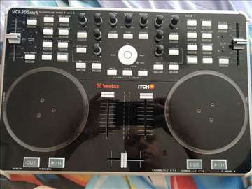 Vestax VCI300 MK2 DJ Controller