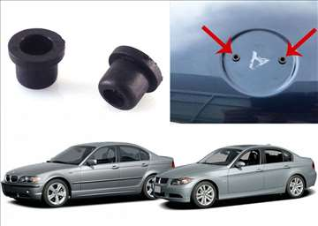 NOVO BMW ulosci-tiplovi za znak haube ili gepeka