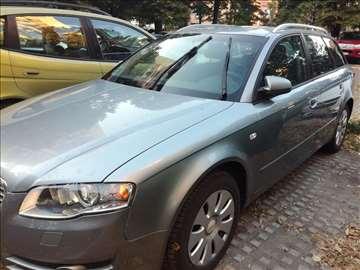 Audi A4 Avant, Quatro, 3.0