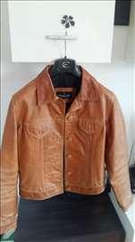 Kožna jakna Morgan Casual