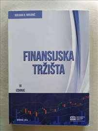 Finansijska trzišta, udžbenik