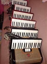 Harmonike - prodaja, zamena
