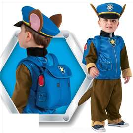 Paw Patrol Chase kostim u 3 veličine