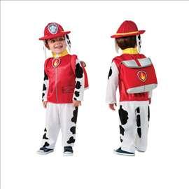 Paw patrol Marshal kostim za decu