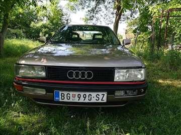 Audi 89 90 hauba