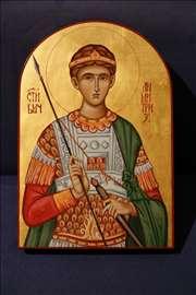 Ikona Sv Velikomučenika Dimitrija