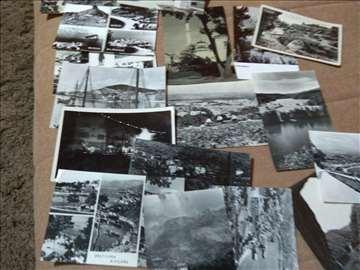 Prodajem crno-bele razglednice
