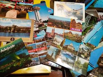 Prodajem kolekciju razglednica