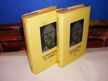 Herodotova istorija 1 - 2
