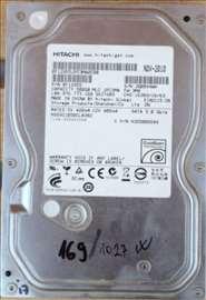 """Hitachi 500gb Sata II 3.5"""" 100/100"""