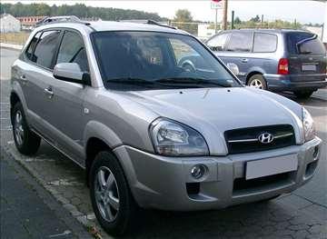 Hyundai Tucson polovni delovi orilinal