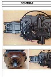 Komatsu PC50 pumpa hidraulike