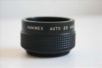Converter HANIMEX Auto 2X na M42 navoj