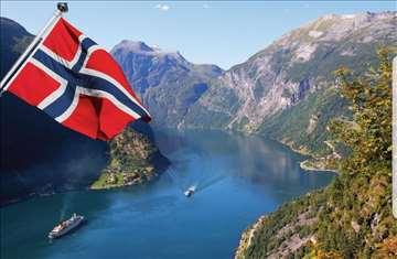 Povoljni časovi norveškog jezika, online