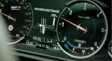 Tacho instrument satovi za vozila BMW X5 ,X6 F16,5