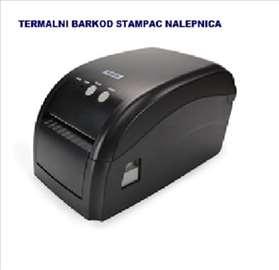 Barkod štampač za štampanje nalepnica i etiketa
