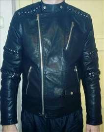Na prodaju muška kozžna jakna