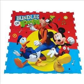 Puzle za pod - Mickey