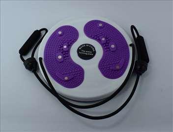 Rotirajući Disk za Struk -Waist Twisting Disk novo