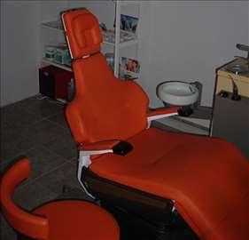 Stomatoloska stolica marke Siemens Jugodent