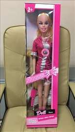 Velika Barbika, veličine deteta, na baterije