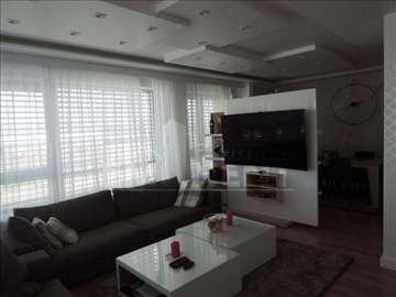 A blok,deluxe,namešten, penthouse,garaža, ID S9958