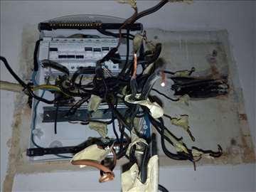 Haus majstor električar, vodoinstalater, grejanje