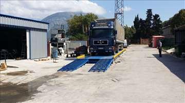 Kamionska mobilna lako prenosiva vaga