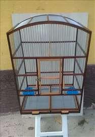 Polukružni kavez