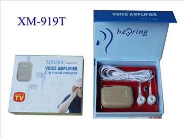 Slušni aparat za oba uha sa slusalicama - novo
