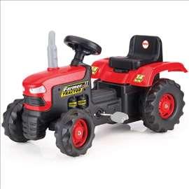 Traktor na pedale 52x45x82 cm
