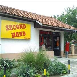 Radnja Second hand na prodaju