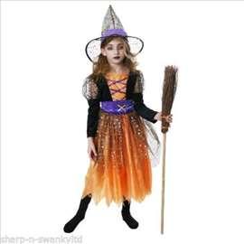 Kostimi veštica orange