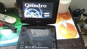 Prenosni Quadro DVD-600P