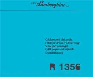 Lamborghini R 1356  - Katalog delova