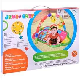 Prostirka sa igračkama za bebe - Jumbo Baby