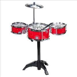 Set bubnjeva za decu