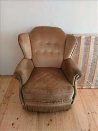 Sofa i dve fotelje