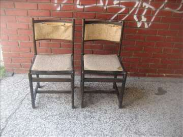 Akcija trpezarijske stolice, 3 za obe