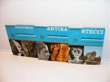 Mala istorija umetnostiI 3 knjige