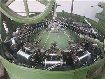 Mašina za oplitanje creva žicom