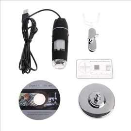 Mikroskop digitalni USB 1600x uvećanje