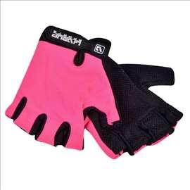 Ženske rukavice za vežbanje