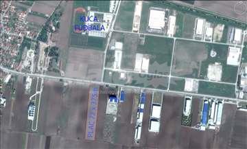Građevinsko zemljište - Industrijska zona ST