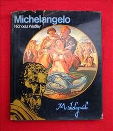 MIKELANDJELO, Nicholas Wadley. Englesko izdanje.