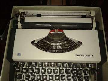 pisaća mašina UNIS tbm de Luxe