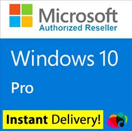 Windows 10 Pro/HOME 32/64bit legalna aktivacija