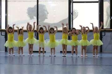 Balet za decu na 2 lokacije u gradu