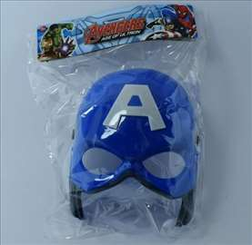 Kapetan Amerika maska sa svetlosnim efektima