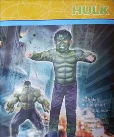 Kostim Hulk sa misicima iz jednog dela za dečake